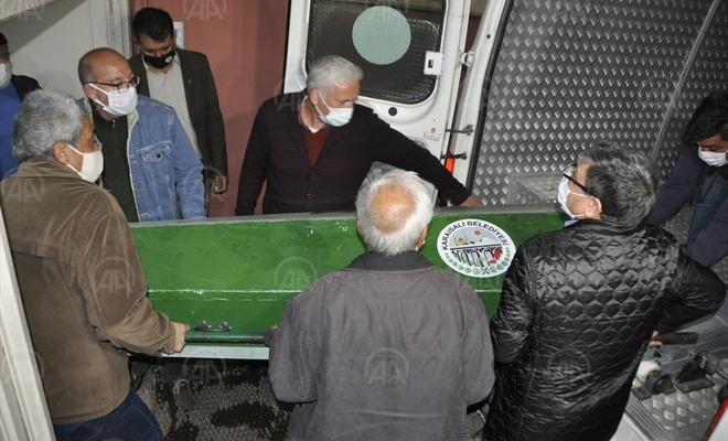 Adana'da karı-koca evlerinde infaz edildi