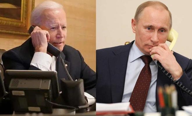 Biden ile Putin görüştü