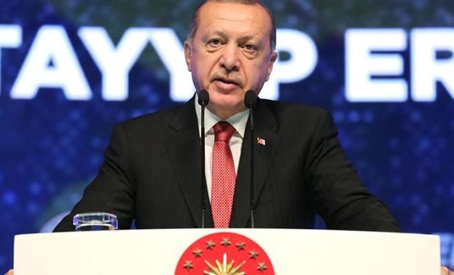 Erdoğan: Uluslararası sistem kelimenin tam anlamıyla çatırdıyor