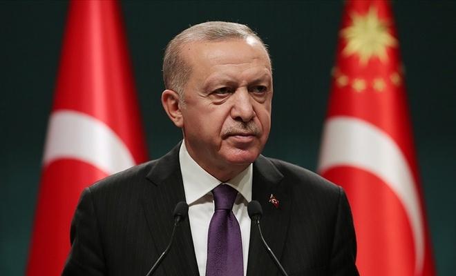 Erdoğan Gaziantep'te camideki müdahale hakkında konuştu