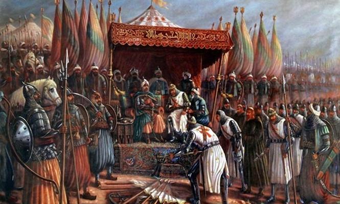TARİHTE BUGÜN: Selahattin Eyyubi Kudüs`ü geri aldı