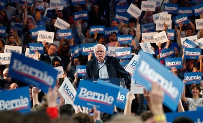 Sanders'ten 'Orta Doğu barışı' mesajı
