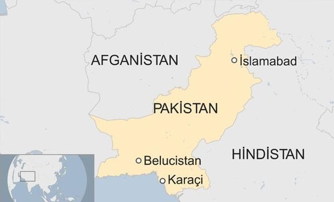 Pakistan'da otobüs durdurup yolcuları öldürdüler!