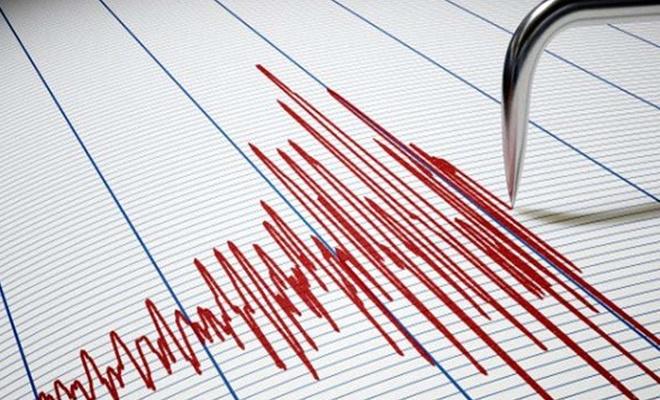 Muğla açıklarında art arda 4 deprem