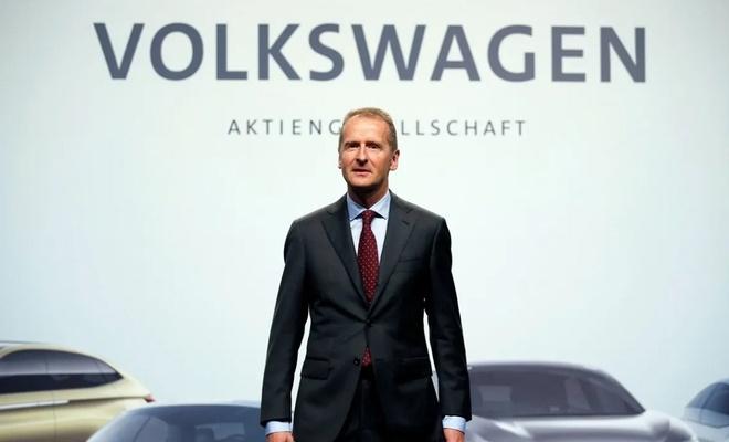 Volkswagen CEO'su Diess'ten Türkiye itirafı