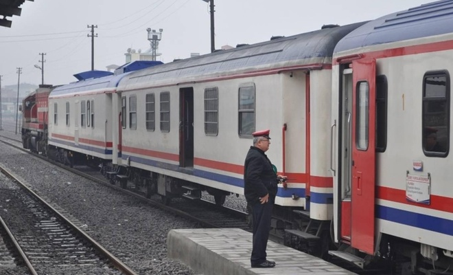 TCDD: Tren seferleri Coronavirus nedeniyle işletilmeceyek