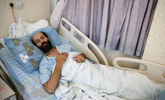 Uluslararası Kızılhaç Komitesi'nden  Açlık grevindeki Filistinli tutuklu Ahres ile ilgili açıklama