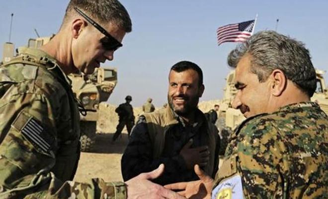 ABD YPG'yi Savaşa Hazırlıyor