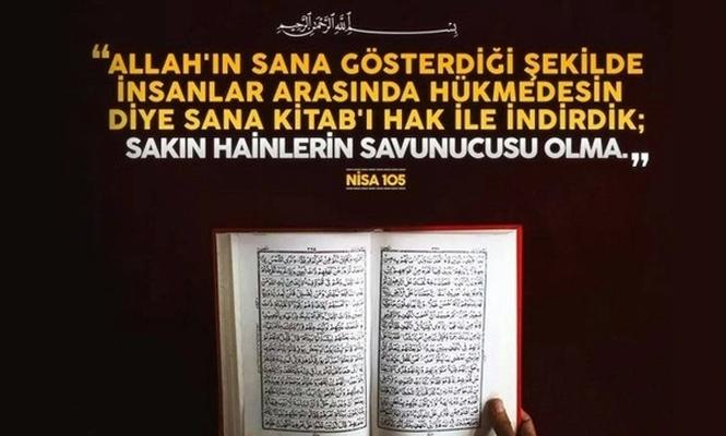 Kur`an-ı Kerim`de zulüm kavramı