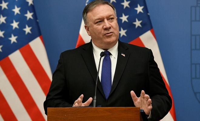 Pompeo'dan Afganistan açıklaması!