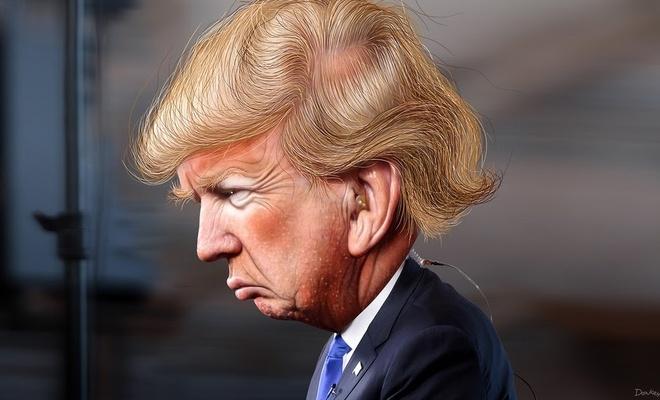 Trump ifadeye çağırıldı