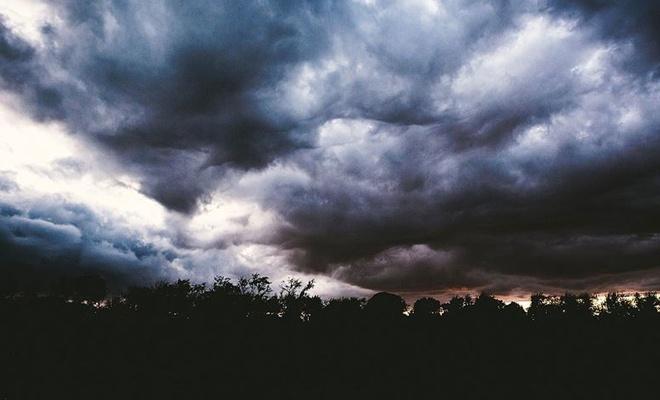 Meteoroloji 12 il için uyardı! Kuvvetli rüzgar ve fırtına var