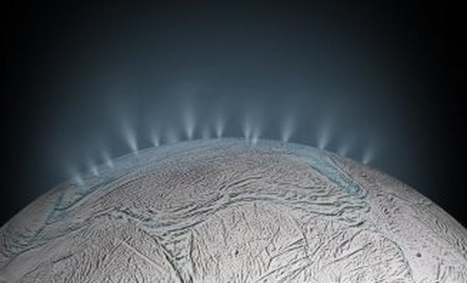 Satürn'un uydusundaki çizgilerin sırrı çözüldü