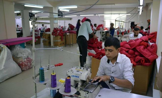 Doğubayazıt'ta kurulan fabrika ile 35 ülkeye ihracat yapılıyor