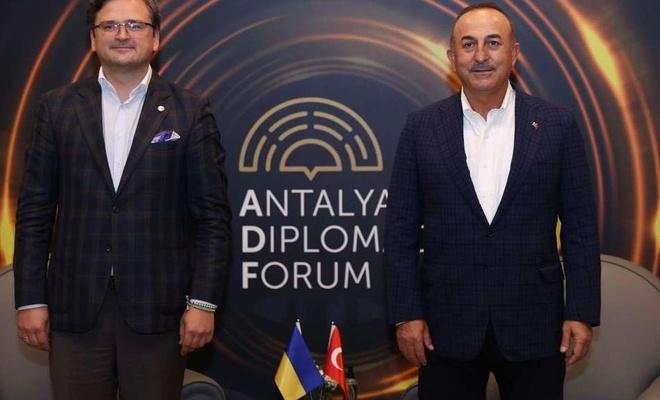 Türkiye ile Ukrayna iki ülkenin Karadeniz'deki filolarının güçlendirilmesini görüştü