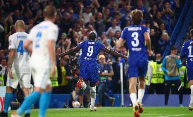 Chelsea'yi yine Lukaku sırtladı