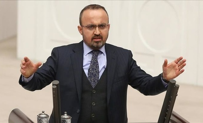 AK Partili Turan'dan AİHM-Demirtaş açıklaması