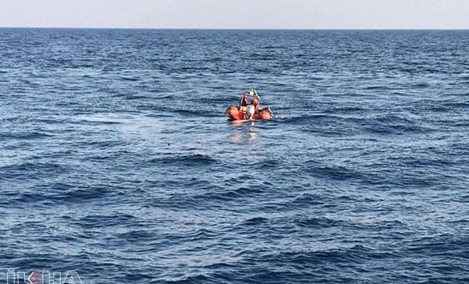 Tekneya koçberan binav bû: 39 mirî