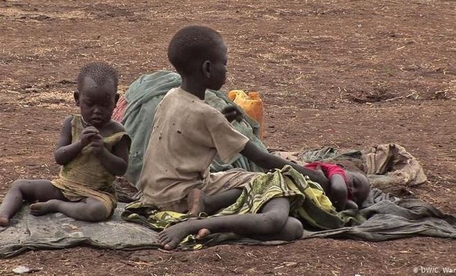 UNICEF uyardı  UFUKTA AÇLIK VE KITLIK VAR