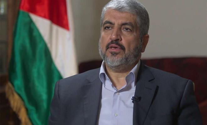 Meshal urges Saudi Arabia to build ties with Hamas