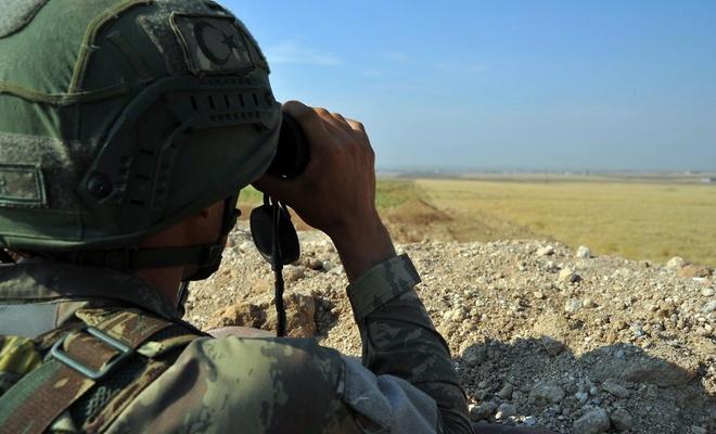 MSB: 2 PKK/YPG'li gözaltına alındı