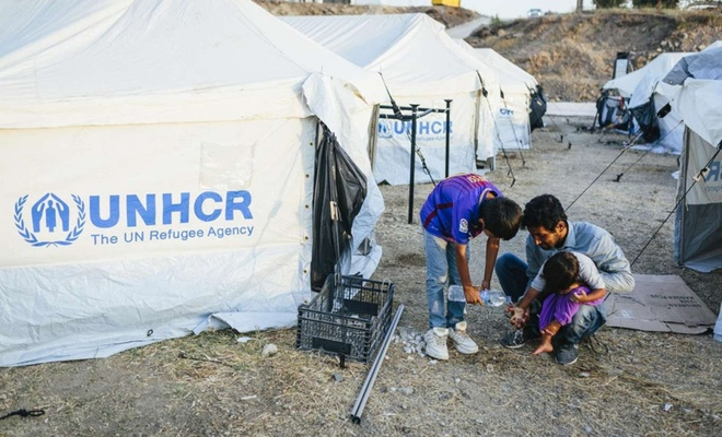 UNHCR: Number of forcibly displaced people surpasses 82 million in 2020 despite coronavirus crisis