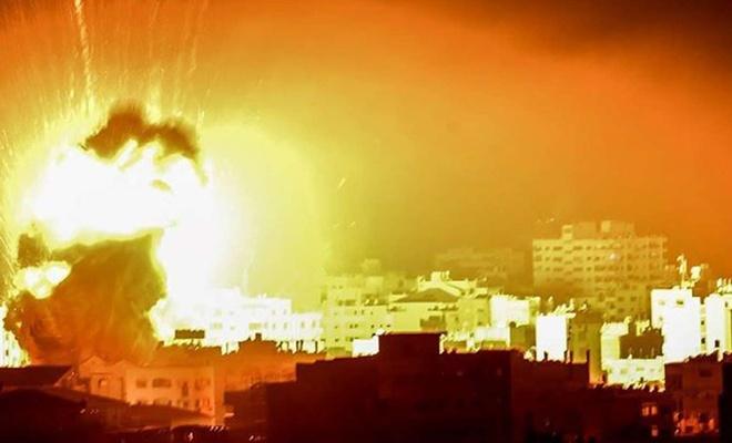 Filistin Sağlık Bakanlığı: 21 şehid 788 yaralımız var
