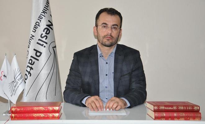 """Kur'an Nesli Platformu'ndan """"Hayat Namazla Güzeldir"""" programına davet"""