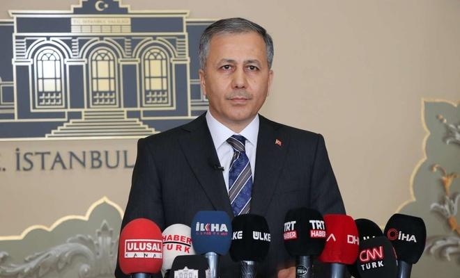İstanbul Valiliğinden 2020 yılı asayiş çalışmaları ve yılbaşı önlemleri açıklaması