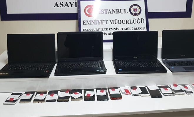 İstanbul'da günlük evlere operasyon; 10 gözaltı