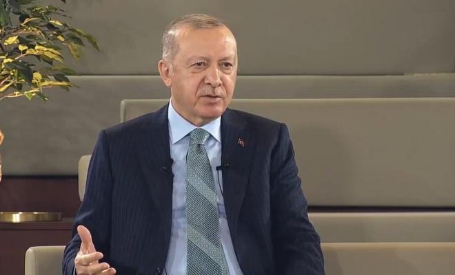 """Erdoğan'dan 'İstanbul Sözleşmesi' konusunda """"Daha güçlüsünü yapacağız"""" yorumu"""