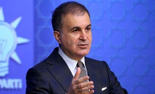 AK Parti Sözcüsü Çelik'ten Ermenistan paylaşımı