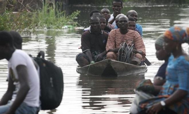 Nijer'de sel felaketi: 35 kişi öldü