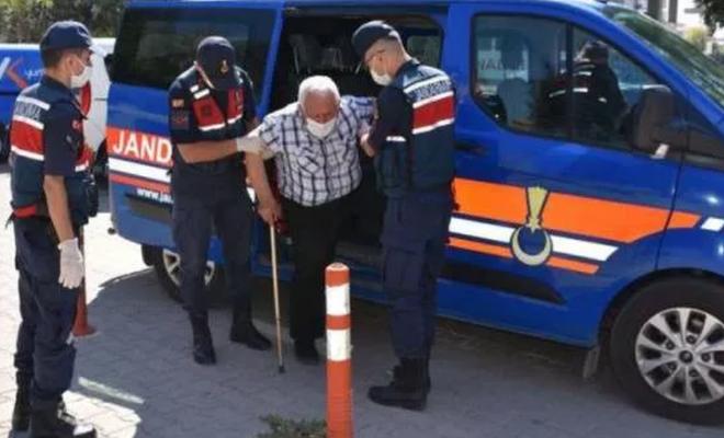 77 yaşındaki adam şehre taşınmak isteyen eşini tabancayla vurdu