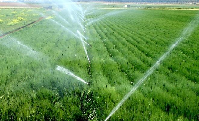 Eskişehir ve Bilecik'te sulama sezonu başladı
