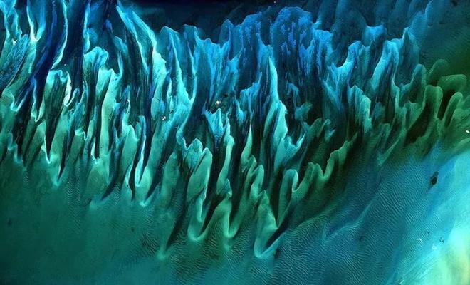 Dünya'nın uzaydan çekilmiş en etkileyici fotoğrafları