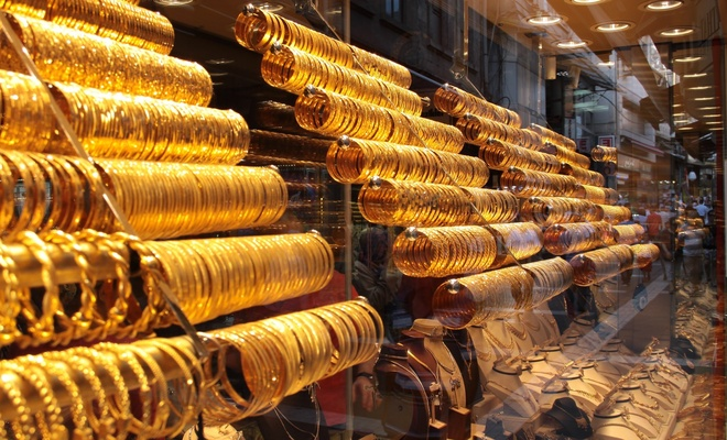 Kapalıçarşı'da altın fiyatları günsonu nasıl oldu?