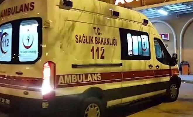 Manisa'da polise silahlı saldırı