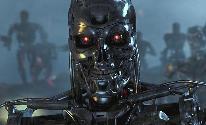 Şimdi de katil robotlar üzerine çalışıyorlar