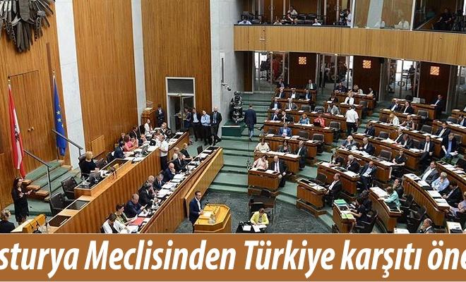 Avusturya Meclisinden Türkiye karşıtı önerge