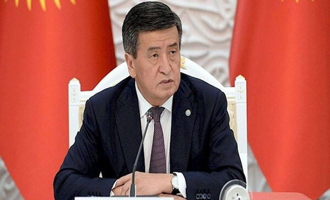 Kırgızistan'da hükümet ve Genelkurmay Başkanı görevden alındı