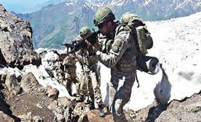 Milli Savunma Bakanlığı açıkladı: Pençe-2 harekatı başladı