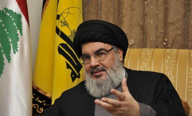 """Hasan Nasrallah: """"Filistin'in her bir karış toprağı işgalden kurtarılmalıdır"""""""