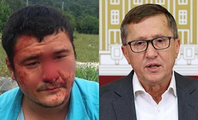 Saldırgan İYİ Partili Türkkan'ın yeğeni çıktı