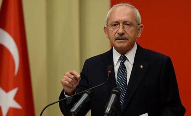 Kılıçdaroğlu'dan 9 maddelik tedbir açıklaması