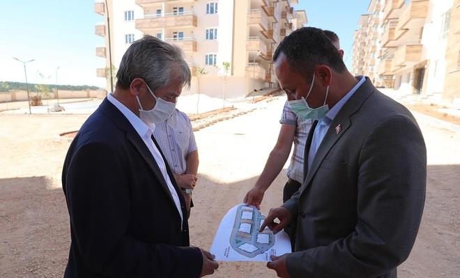 Gaziantep'te 120 bin kişinin yaşayacağı mahallede konut satışları başlıyor