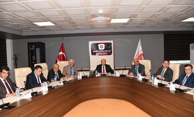 Turizm Platformu toplantısı yapıldı
