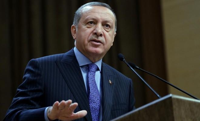 """Cumhurbaşkanı Erdoğan: """"Kudüs'ün hakkını, canımız pahasına savunmak zorundayız"""""""