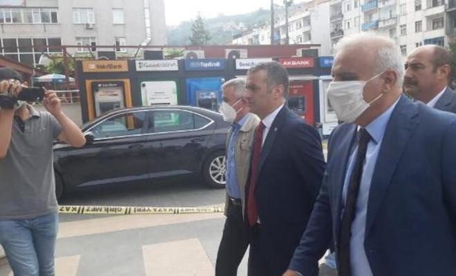 Trabzon'da Yomra belediye başkanına silahlı saldırının azmettiricisi gözaltına alındı