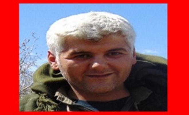 """Bir çok saldırının sorumlusu PKK'li """"Porsipi"""" öldürüldü"""